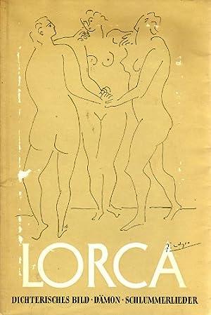 Das dichterische Bild bei Don Luis de: García Lorca, Federico
