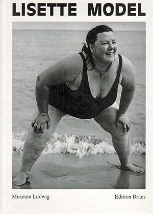 Lisette Model, Photographien 1933 - 1983 : Model, Lisette (Ill.),