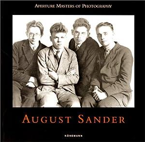 August Sander. [German transl.: Elsbeth Kearful. French: Sander, August: