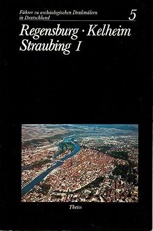 Regensburg, Kelheim, Straubing, 2 Tle., Tl.1, Zur Siedlungsgeschichte der südlichen Frankenalb...