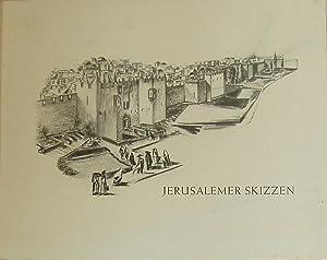 Jerusalemer Skizzen [Nach Zeichnungen von Schwester Immolata: Meyen, Immolata und