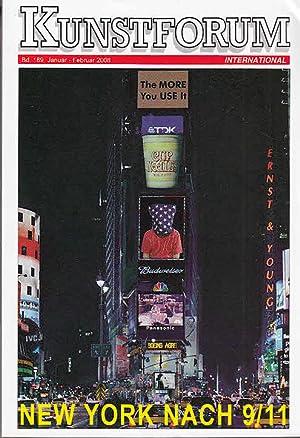 Kunstforum International. Band 189. Januar-Februar 2008. New: Kröner, Magdalena und