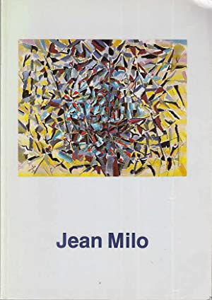 Jean Milo ; exposition rétrospective Hrsg. anläßl.: Mertens, Phil, Brita