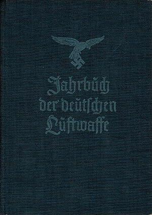 Jahrbuch der deutschen Luftwaffe 1938 M. Geleitwort: Eichelbaum, Dr. und
