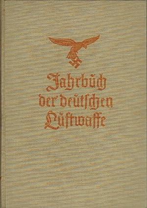 Jahrbuch der deutschen Luftwaffe 1939 M. Geleitwort: Eichelbaum, Dr. und