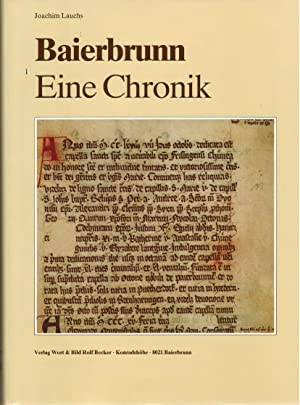 Baierbrunn : e. Chronik.