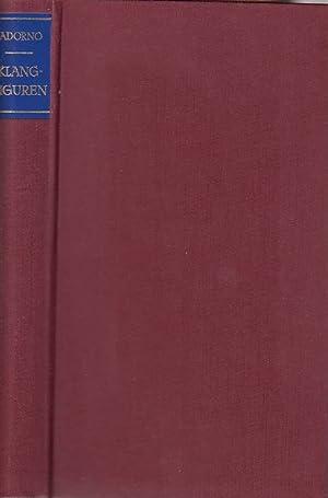 Musikalische Schriften Band 1: Klangfiguren: Adorno, Theodor W.: