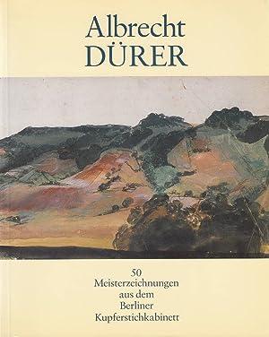 Albrecht Dürer : 50 Meisterzeichnungen aus dem: Dürer, Albrecht (Ill.)