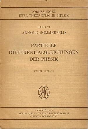 Differentialgleichungen Der Physik Pdf