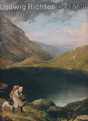 Ludwig Richter - der Maler. Staatliche Kunstsammlungen: Spitzer, Gerd (Hrsg.)