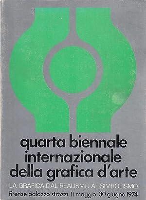 Quarta Biennale Internazionale della Grafica d`Arte La: QUARTA BIENNALE INTERNAZIONALE