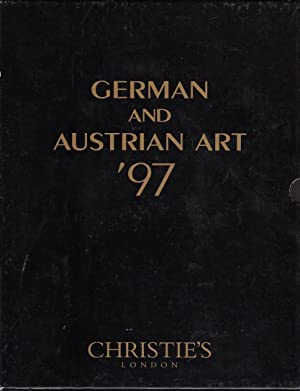 German and Austrian art `97 : including the Ravenborg Collection, German abstraction, a private c...