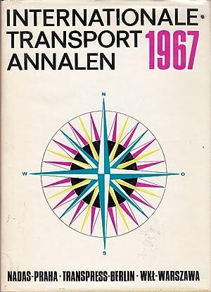 Internationale Transport Annalen 1967: Lausmanova, Zdenka, Eberhard