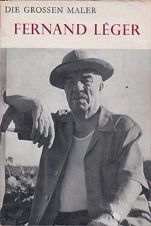 Fernand Leger. Die grossen Maler. Bilder von: Doisneau, Robert, Gilles