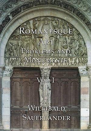 Romanesque art : problems and monuments, Part: Sauerlander, Willibald: