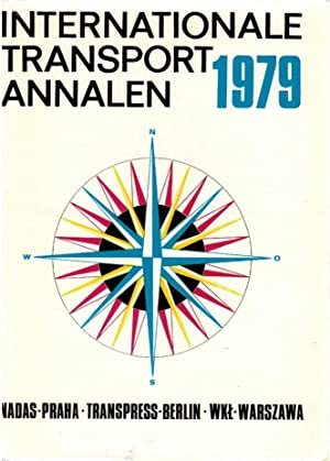 Internationale Transport Annalen 1979: Lausmanova, Zdenka, Eberhard