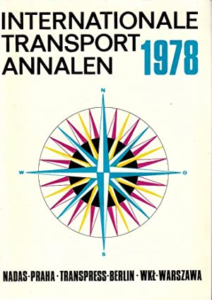 Internationale Transport Annalen 1978: Lausmanova, Zdenka, Eberhard