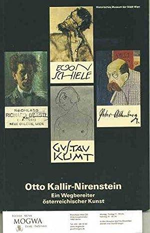 Otto Kallir-Nirenstein : ein Wegbereiter der Österreichischen: Kallir, Otto (Illustrator)