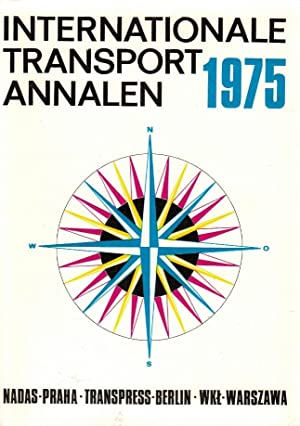 Internationale Transport Annalen 1975: Lausmanova, Zdenka, Eberhard