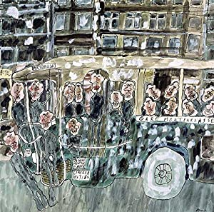 Dubuffet and the City: People, Place, and Urban Space Written by Sophie Berrebi; Book design: Lin...