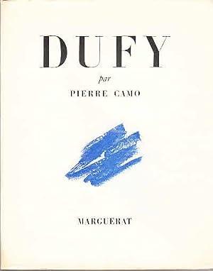 Raoul Dufy L`enchanteur Achevé D`Imprimer, pour le: Camo, Pierre und