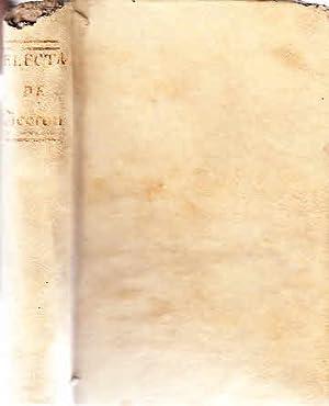 Los dos libros de las Epistolas selectas: Ciceron, Marco Tulio: