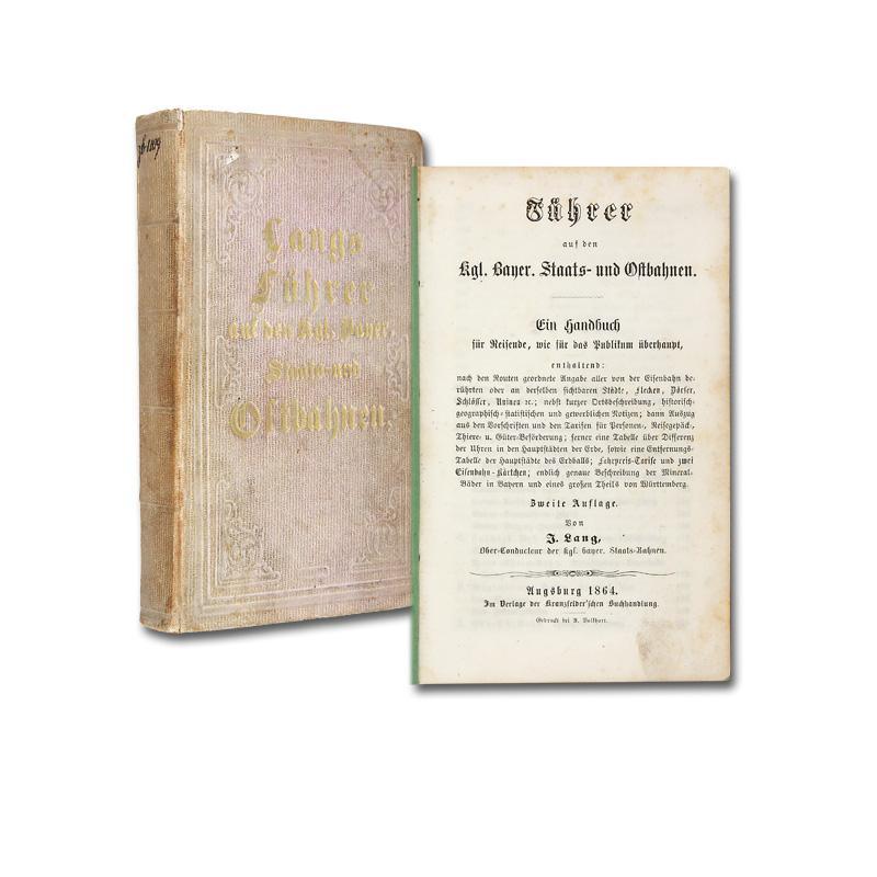 viaLibri ~ Rare Books from 1864 - Page 1