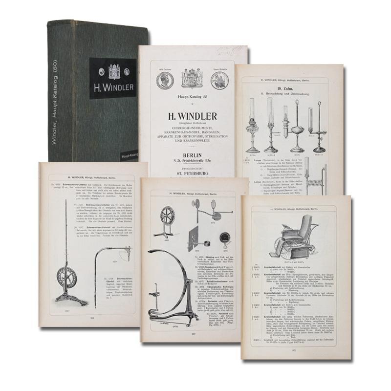 Instrumente Katalog Zvab