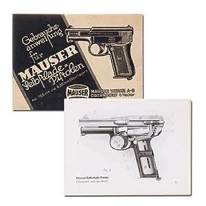 Gebrauchsanweisung für Mauser Selbstlade-Pistole Kal. 7,65 mm: Mauser (Hrsg.)