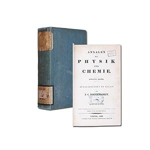 Hrsg. J. C. Poggendorff. Band 038.: Annalen der Physik