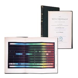 Das Spectroskop und seine Anwendung. Eine übersichtliche: Lockyer, J. N(orman).