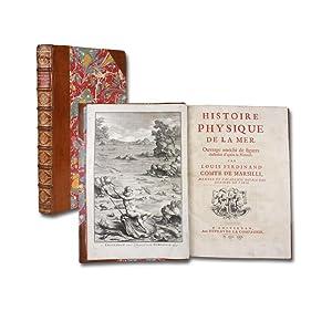 Histoire physique de la mer.: Marsigli, Luigi Ferdinando.