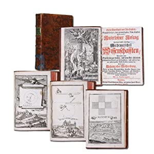 Auserlesener Anfang zu denen höchst-nützlichen mathematischen Wissenschaften,: Burckhard von Pürckenstein