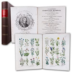 Culpeper's complete herbal, to which is now added. one hundred additional herbs, with a Display o...