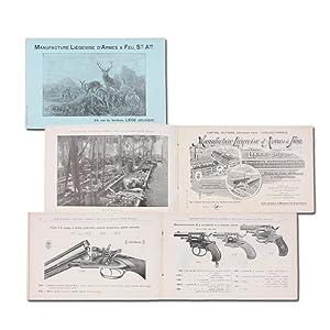 Fabrication mecanique d'armes fines fusils de chasse,: Manufacture Liégeoise d'Armes