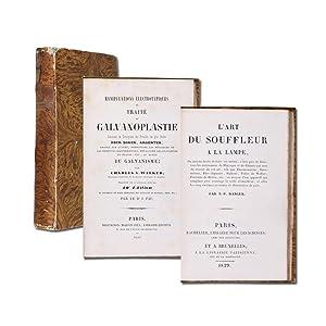 Manipulations électrotypiques ou traité de galvanoplastie. et: Walker, Charles.