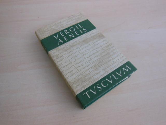 Aeneis. Lateinisch / Deutsch. In Zusammenarbeit mit: Vergil - Vergilius