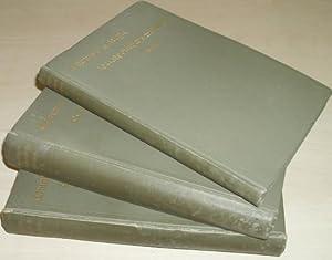 Socialpolitische Schriften. 3 Bände. Aus demEnglischen von E. Pfannkuche. Mit einer Einleitung und ...
