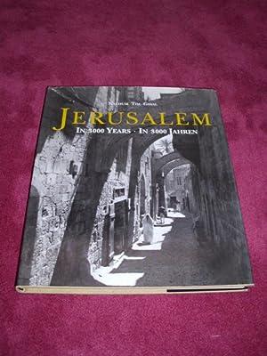 Jerusalem. in 3000 years = Jerusalem.: Jerusalem. - Gidal,
