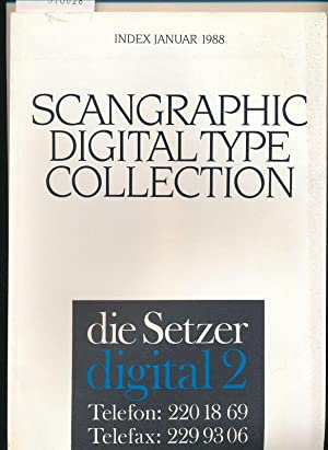 Digital Type Collectoin Index Januar 1988