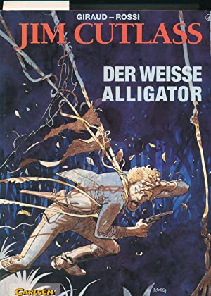 Jim Cutlass 3 - Der weisse Alligator