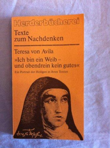 Avila teresa von zvab - Teresa von avila zitate ...