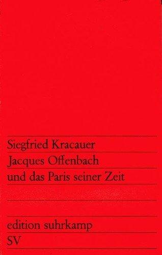 Jacques Offenbach und das Paris seiner Zeit.: Witte, Karsten und