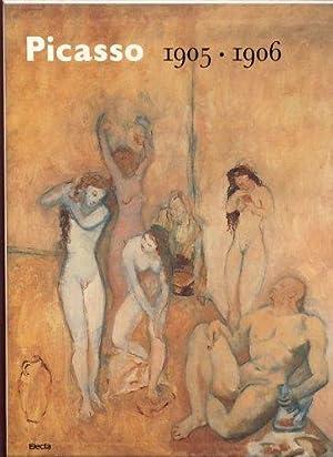 Picasso 1905-1906. Rosa Periode und GÃ sol.