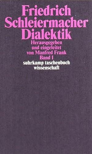 Dialektik: (suhrkamp taschenbuch wissenschaft)Bände 1 und 2
