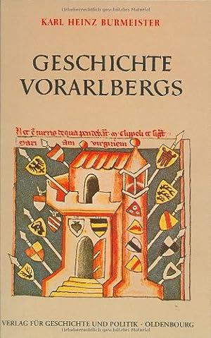 Geschichte Vorarlbergs: Burmeister, Karl Heinz: