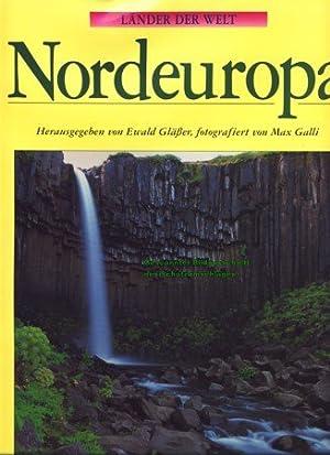 Nordeuropa. Norwegen, Schweden, Finnland, Dänemark, Island.
