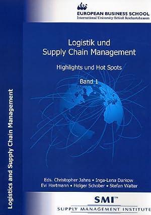 Logistik und Supply Chain Management - Highlights und Hot Spots - 2005: Jahns, Christopher, Inga L ...