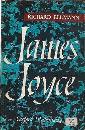 James Joyce (Oxford Paperbacks): Ellmann, Richard: