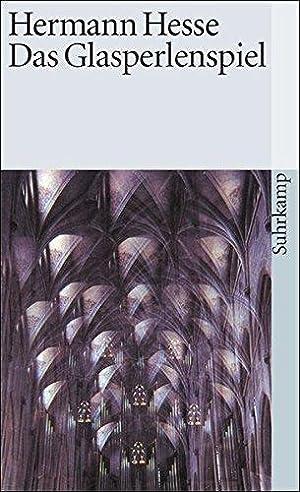 Das Glasperlenspiel: Hesse, Hermann: